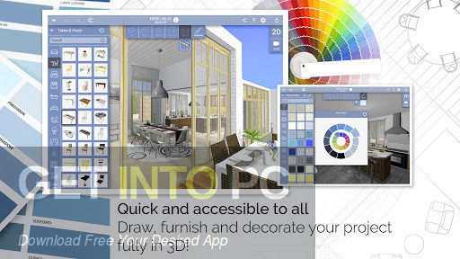 Home Design 3D Offline Installer Download
