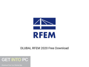 DLUBAL RFEM 2020 Offline Installer Download-GetintoPC.com