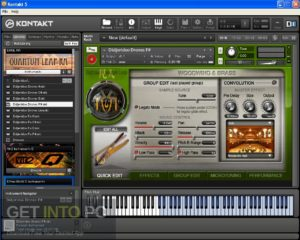 East West Quantum Leap RA (KONTAKT) Direct Link Download-GetintoPC.com