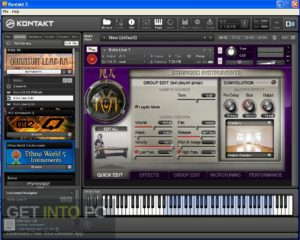 East West Quantum Leap RA (KONTAKT) Free Download-GetintoPC.com