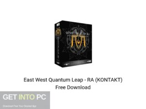 East West Quantum Leap RA (KONTAKT) Offline Installer Download-GetintoPC.com