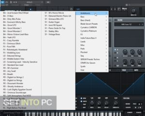 Genera Studios Ambitronic for Xfer Serum (SYNTH the PRESET) Direct Link Download-GetintoPC.com