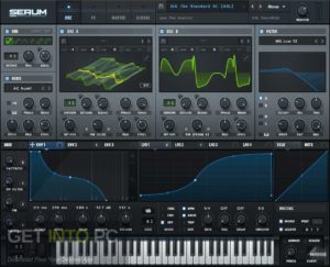Genera Studios Ambitronic for Xfer Serum (SYNTH the PRESET) Free Download-GetintoPC.com
