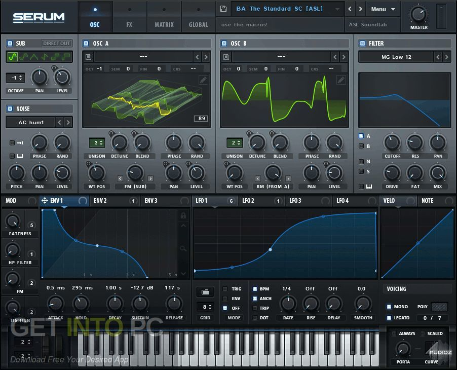 The Producer School - STMPS (SERUM) Latest Version Download