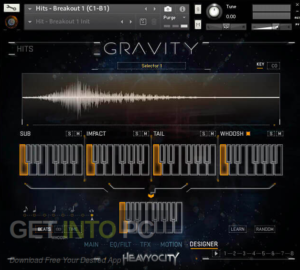 Heavyocity Gravity (KONTAKT) Direct Link Download-GetintoPC.com