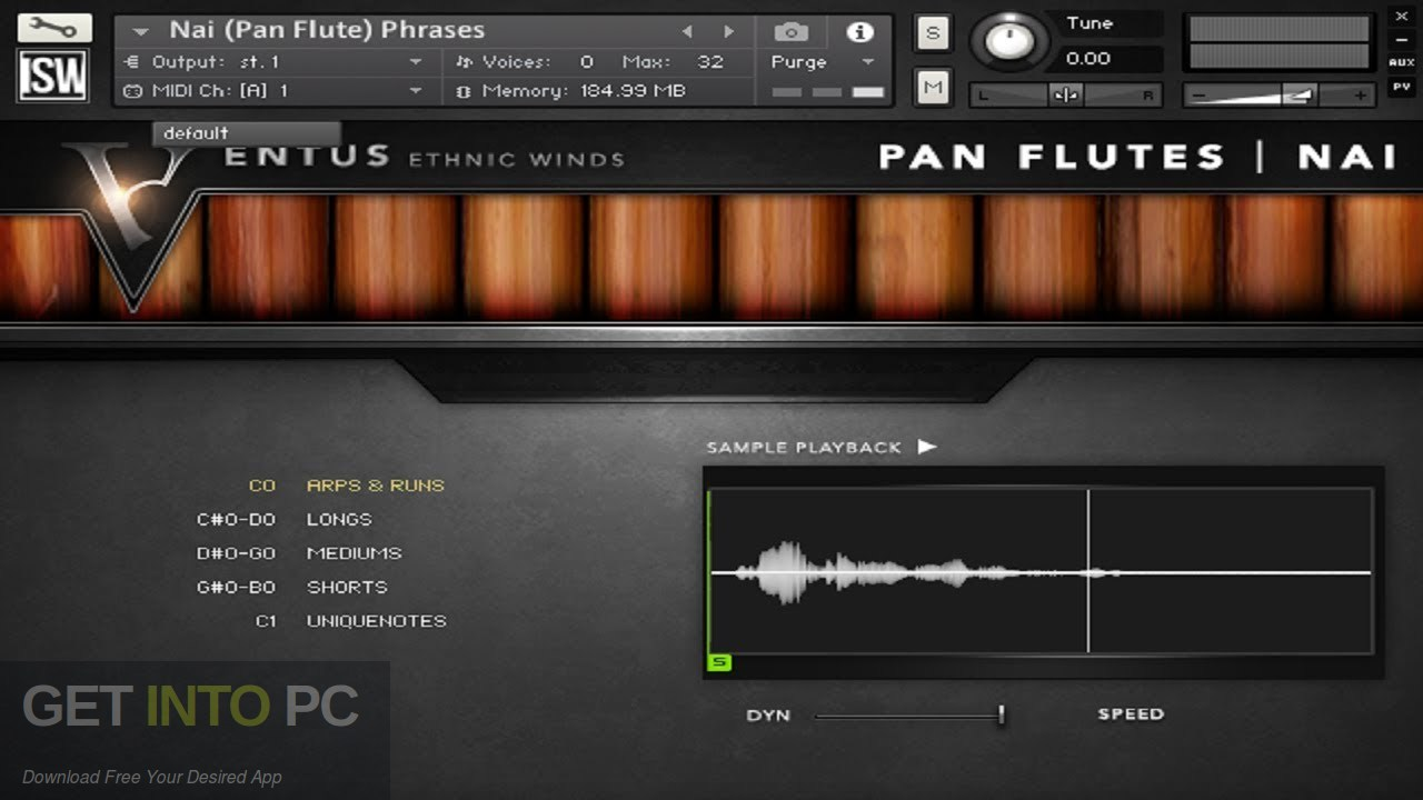 Marcos Ciscar - Chromatic Pan Flute (KONTAKT) Direct Link Download
