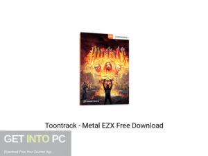 Toontrack Metal EZX Offline Installer Download-GetintoPC.com