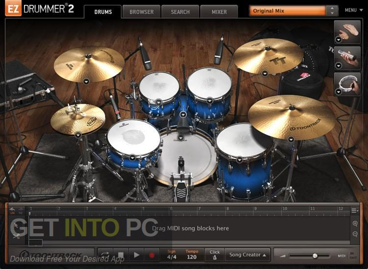 Toontrack - Post Rock EZX Direct Link Download