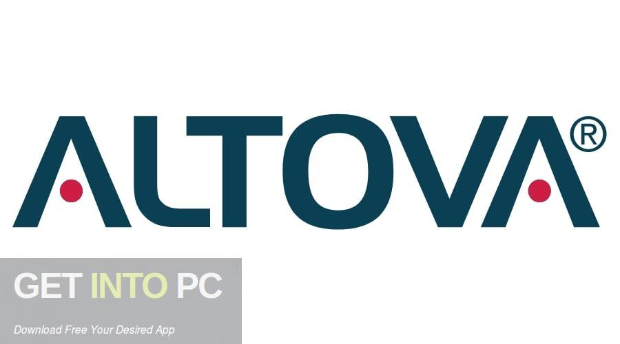Altova MissionKit Enterprise 2020 Free Download