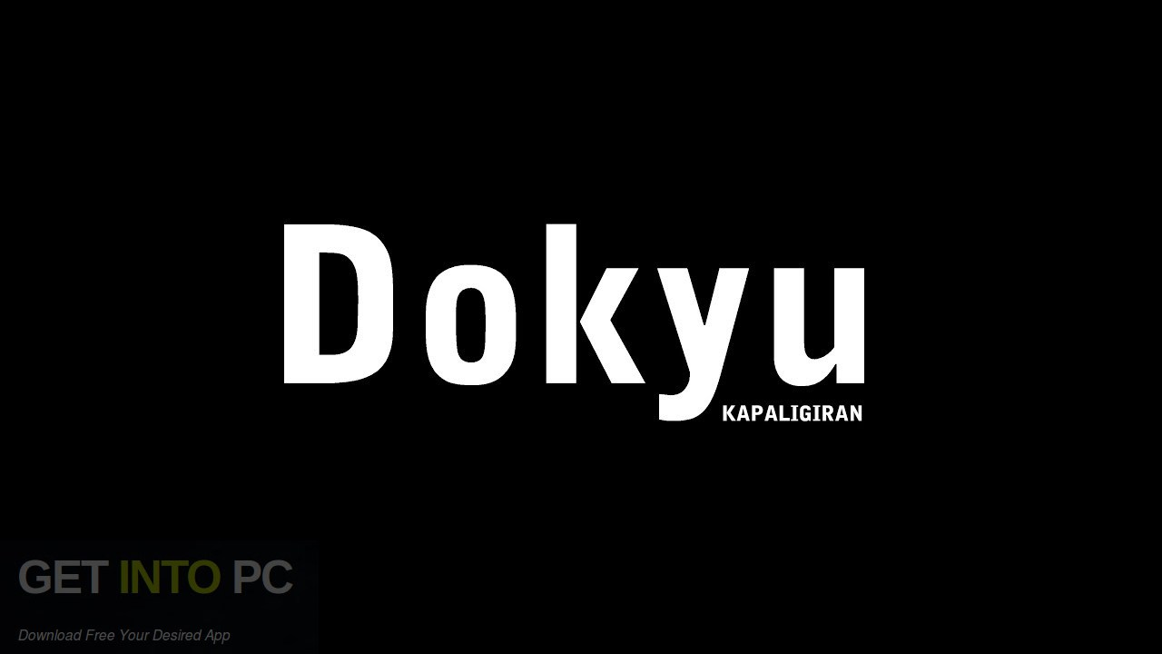VideoHive Dokyu Motion Free Download