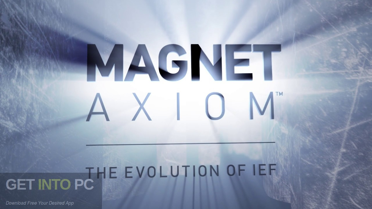 Magnet AXIOM Free Download