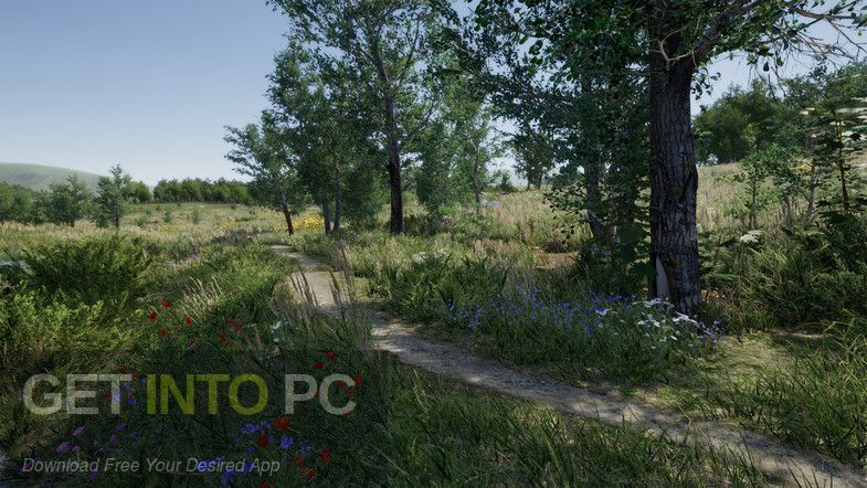 Unity Asset Meadow Environment - Dynamic Nature Offline Installer Download