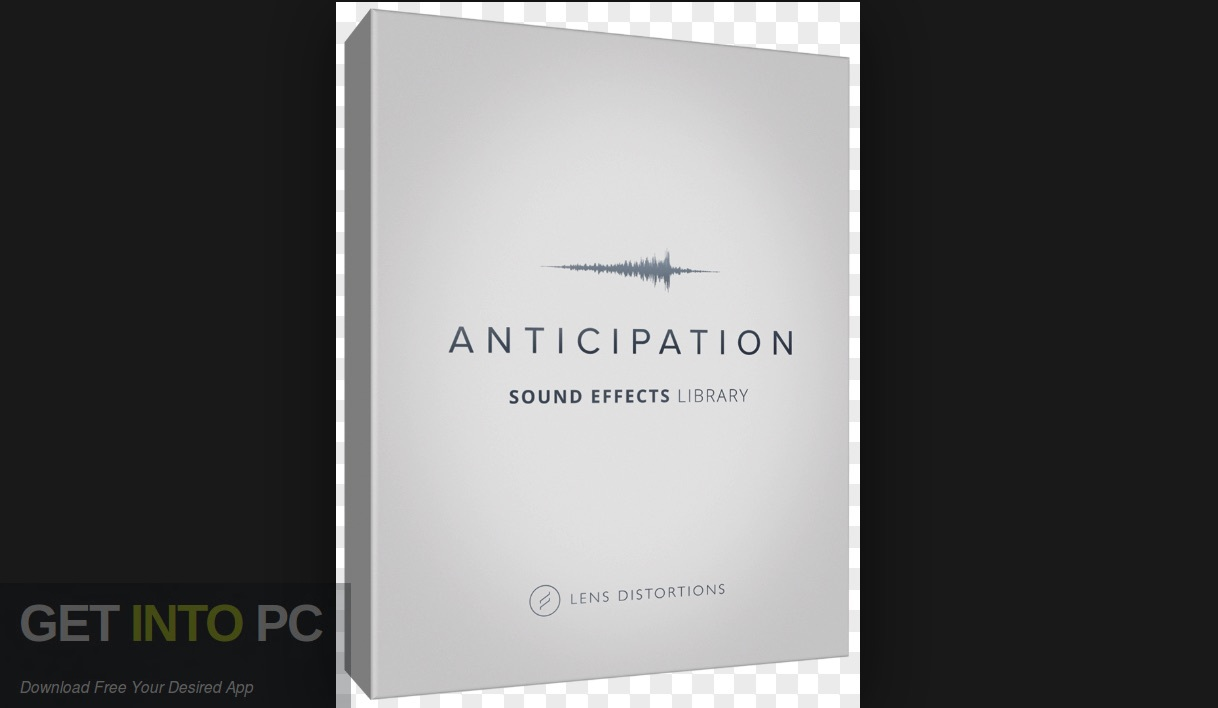 Lens Distortions - Anticipation SFX Free Download