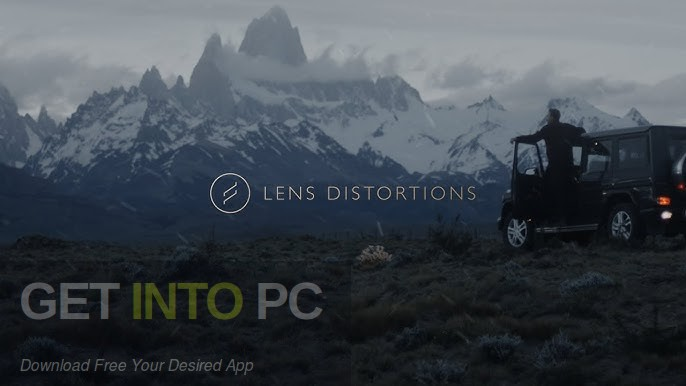 Lens Distortions - Anticipation SFX Latest Version Download