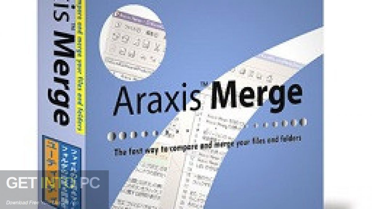 Araxis Merge Professional 2020 Free Download
