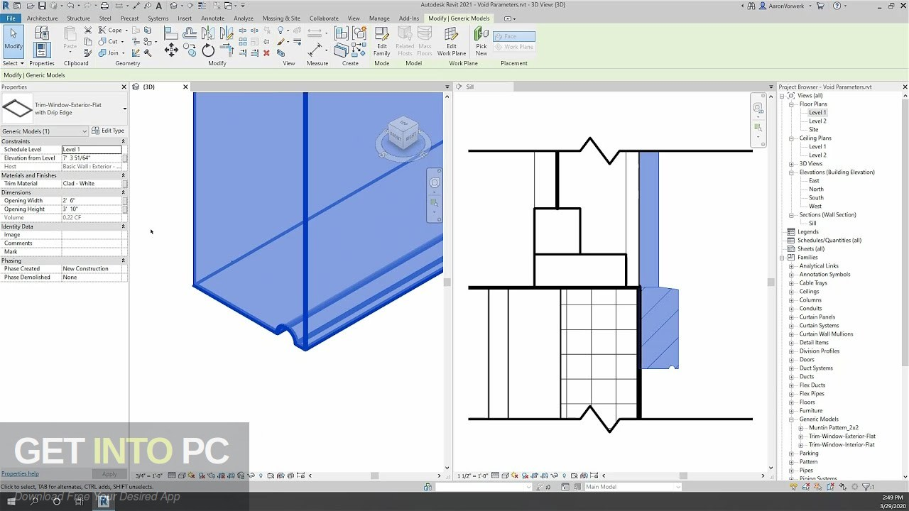 Autodesk Revit 2021 Direct Link Download
