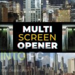 VideoHive – Multi Screen Minimal Openers Free Download