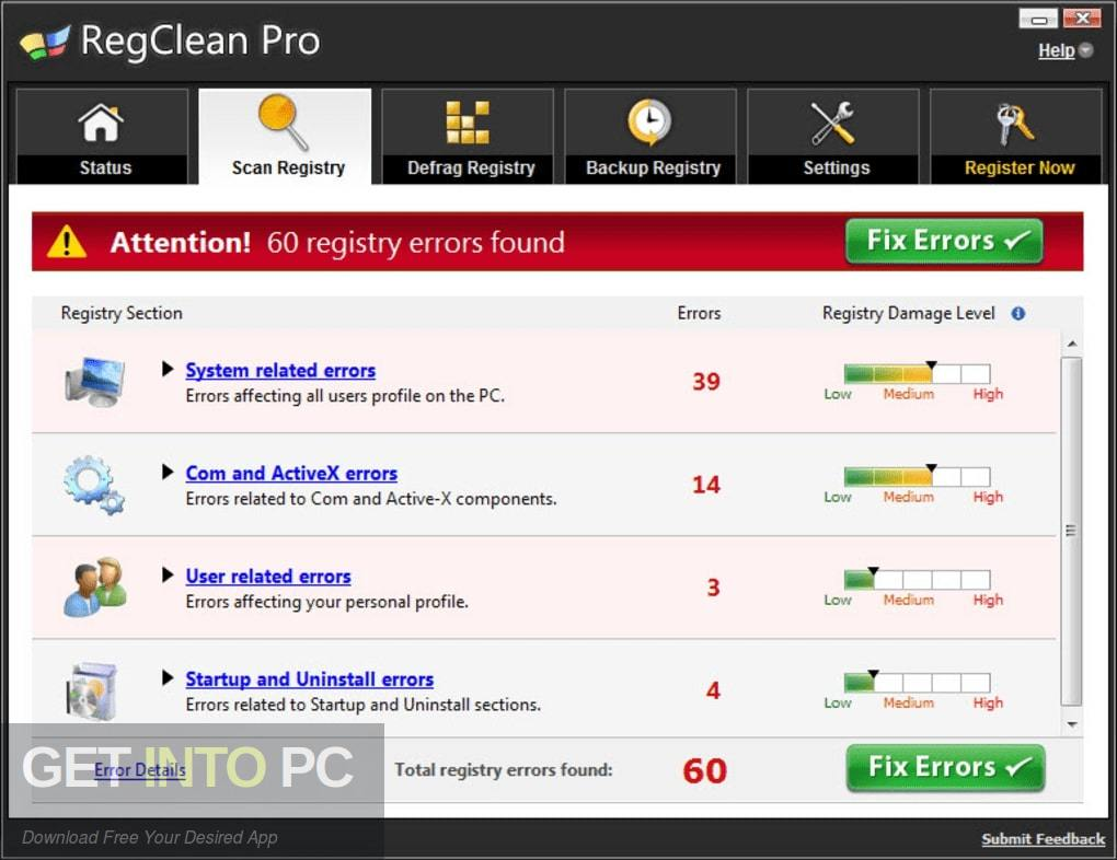 SysTweak Regclean Pro Offline Installer Download