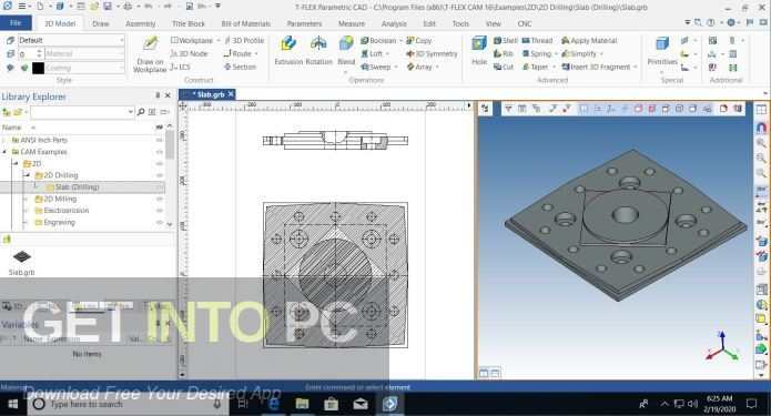 T-FLEX CAD Offline Installer Download