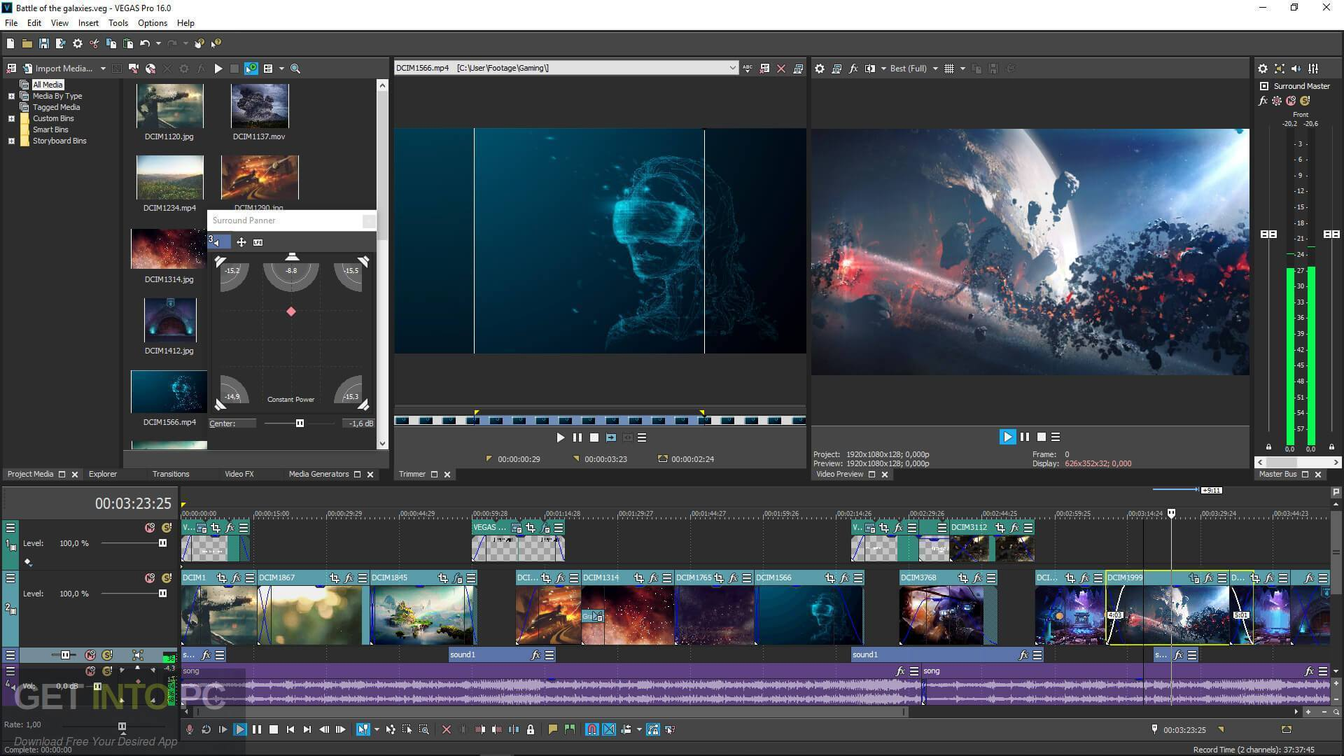 Sony Vegas Pro 2020 Direct Link Download