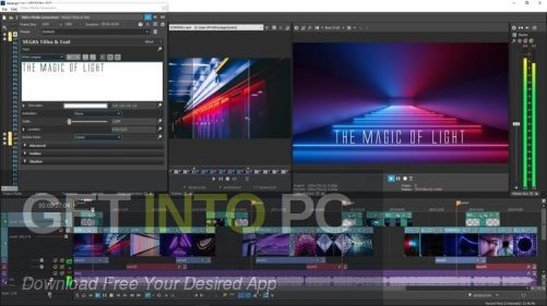 Sony Vegas Pro 2020 Offline Installer Download