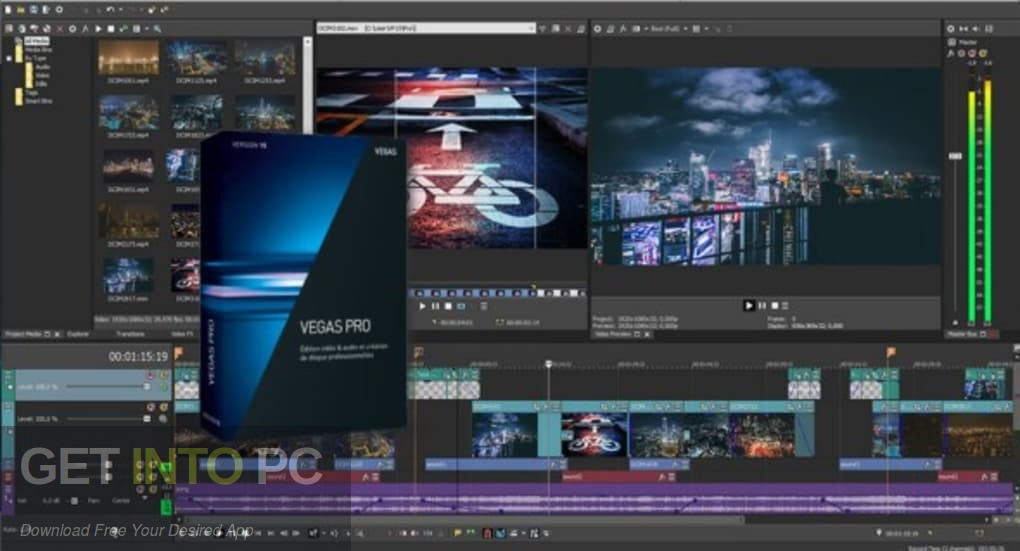 Sony Vegas Pro 2020 Latest Version Download