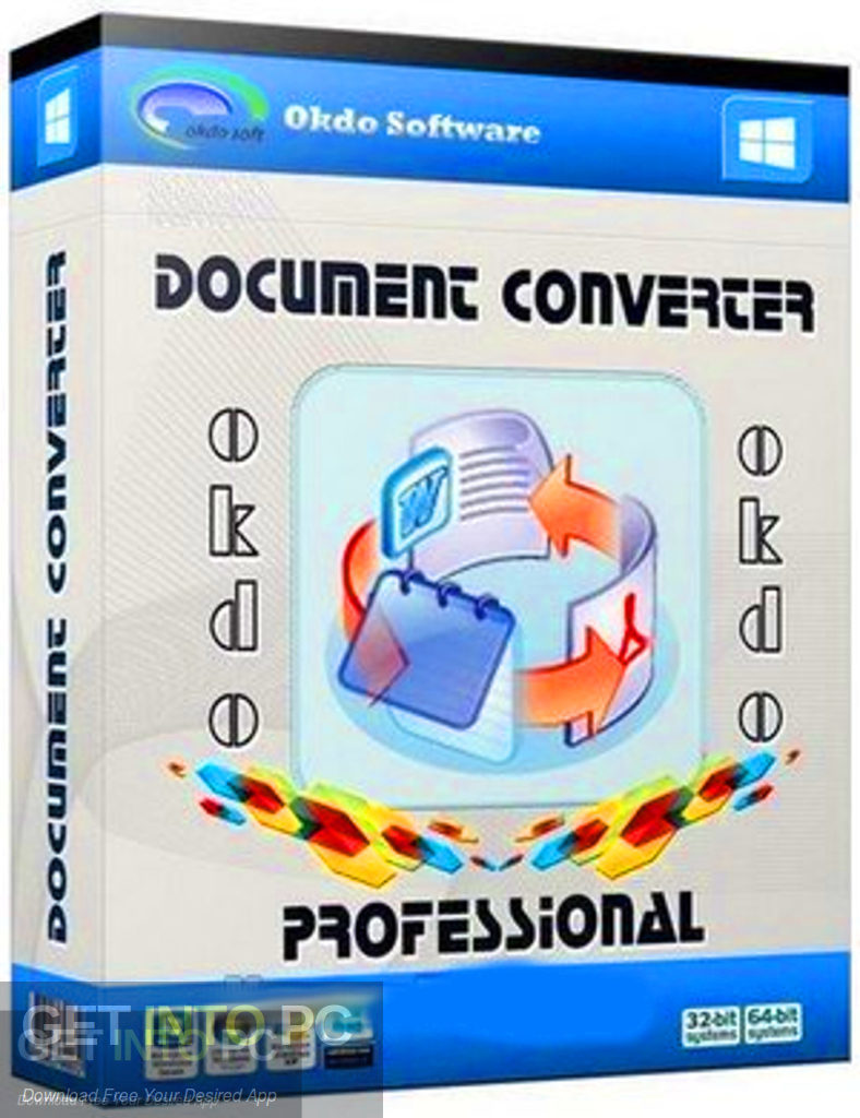 Okdo Pdf to All Converter Professional Free Download