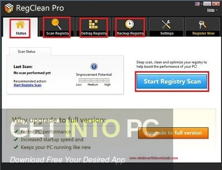 SysTweak Regclean Pro Direct Link Download