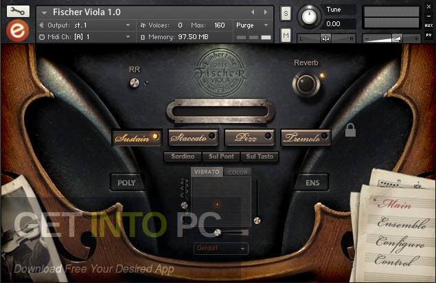 Embertone - Friedlander Violin Combo Edition (KONTAKT) Offline Installer Download