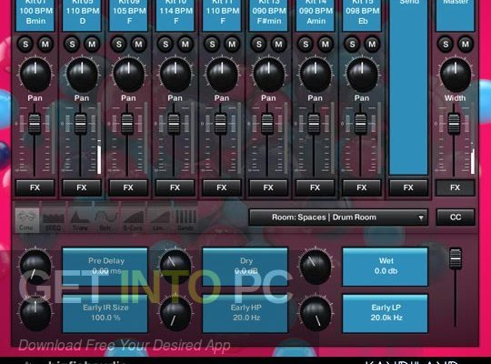 Big Fish Audio - Kandiland: EDM Construction Kits (KONTAKT) Offline Installer Download