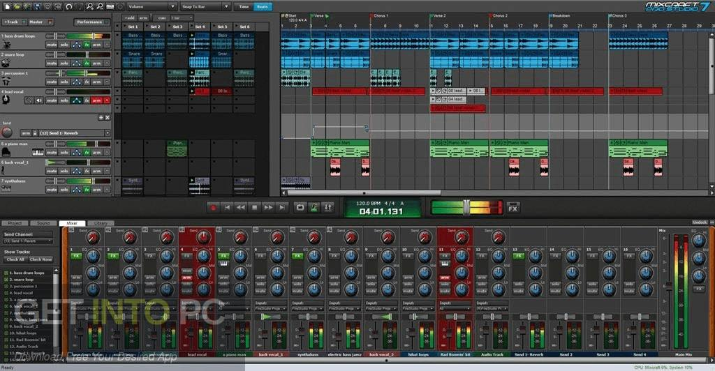 Acoustica Mixcraft Recording Studio Latest Version Download