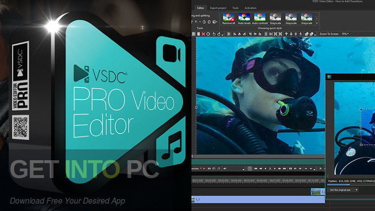 VSDC Video Editor Pro 2020 Free Download