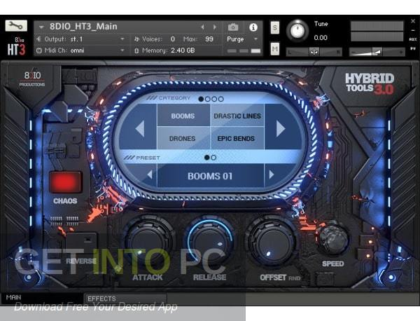 8Dio - Hybrid Tools 3 Latest Version Download