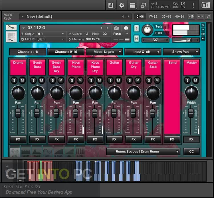 Big Fish Audio - Kandiland: EDM Construction Kits (KONTAKT) Latest Version Download