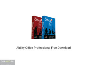 Ability Office Professional Offline Installer Download-GetintoPC.com