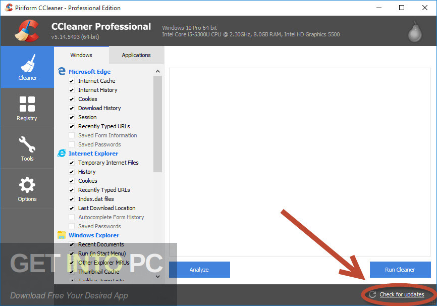 CCleaner Professional Plus 2020 Latest Version Download