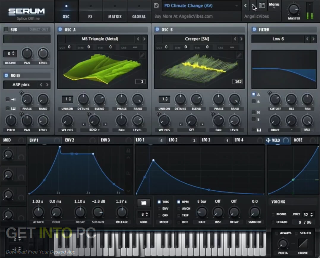 Cymatics - Animals for Serum Gold Edition (SYNTH PRESET) Direct Link Download