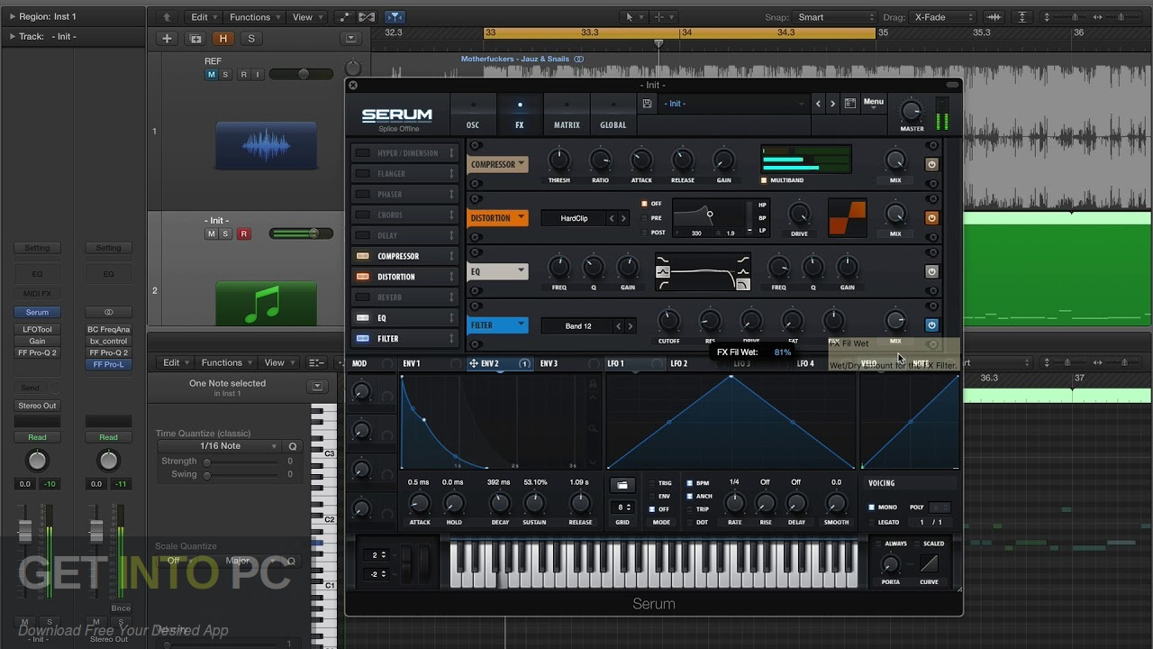 Cymatics - the Catalyst for Xfer Serum Latest Version Download