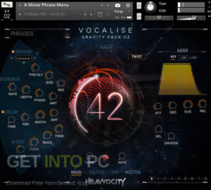 Heavyocity Vocalise Gravity Pack Free Download-GetintoPC.com