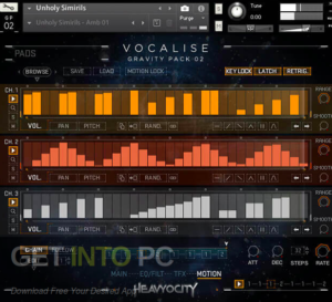 Heavyocity Vocalise Gravity Pack Latest Version Download-GetintoPC.com