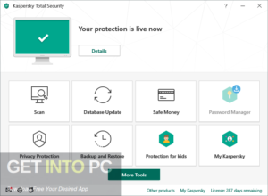 Kaspersky Total Security 2021 Free Download-GetintoPC.com