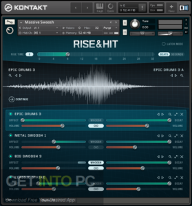 Native Instruments RISE & HIT (KONTAKT) Free Download-GetintoPC.com