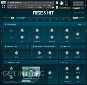 Native Instruments RISE & HIT (KONTAKT) Latest Version Download-GetintoPC.com