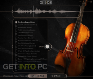 Sonuscore Lyrical Violin Phrases Free Download-GetintoPC.com