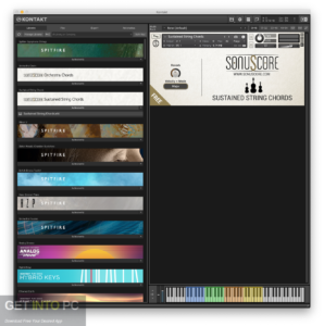 Sonuscore Sustained String Chords Latest Version Download-GetintoPC.com