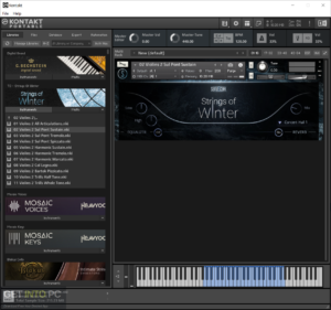 Sonuscore TO Strings of Winter (KONTAKT) Free Download-GetintoPC.com