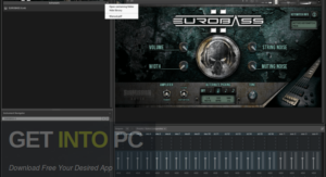 Submission the Audio Eurobass 2 (KONTAKT) Free Download-GetintoPC.com