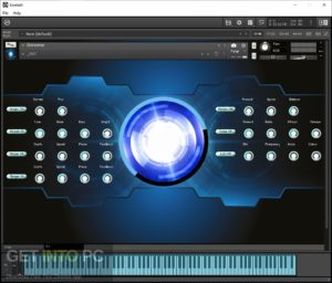 Triple Spiral Audio Universe Kontakt 6 (KONTAKT) Direct Link Download-GetintoPC.com