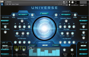 Triple Spiral Audio Universe Kontakt 6 (KONTAKT) Latest Version Download-GetintoPC.com