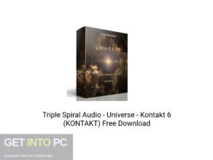 Triple Spiral Audio Universe Kontakt 6 (KONTAKT) Offline Installer Download-GetintoPC.com